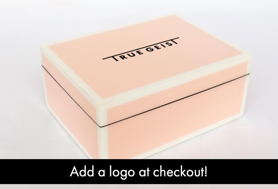 Boombox Gifts - Pink Blush - Logo Printing